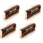 Pack of 4 - 8oz Cheddar Bars