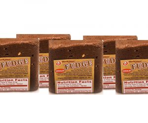 Pack of 5 - Fudge Squares