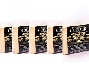 Pack of 5 - Chutter Squares