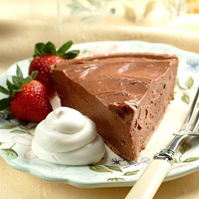 Chutter® Chocolate Cheesecake