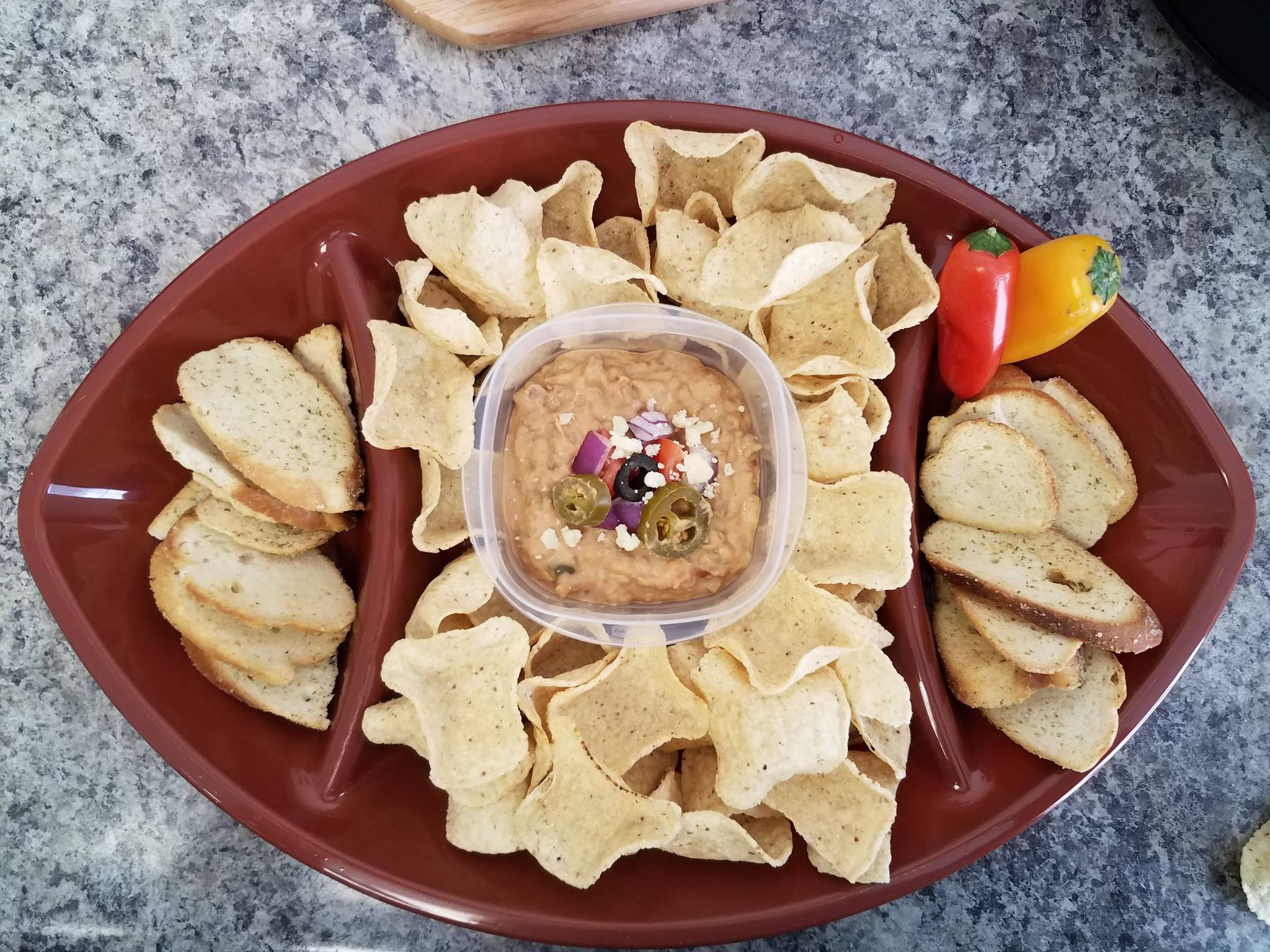 Spicy Fiesta Cheese Dip