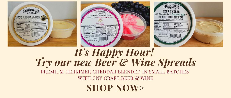 Shop Beer Wine Spreads